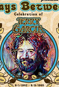 Winter Park's New Standard celebrates the music of Jerry Garcia every day this week with shows and livestreams