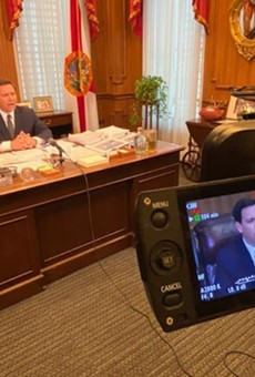 Gov. DeSantis says COVID-19 will 'loom' over Florida's 2021 legislative session