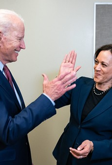 Joe Biden selects Sen. Kamala Harris for VP over Orlando Rep. Val Demings