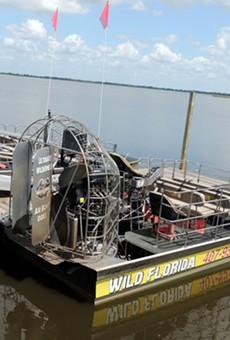 Florida Airboat