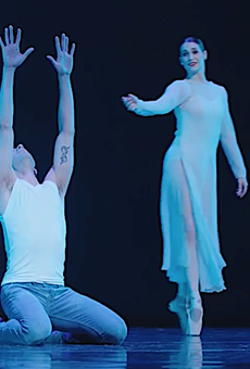Orlando Ballet doc 'Sur Les Pointes' to screen at Cannes Short Film Festival