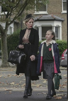 Katherine Ryan and Katy Byrne in 'The Duchess'