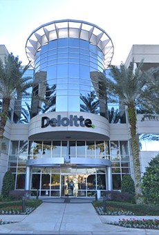 Deloitte Consulting headquarters in Lake Mary