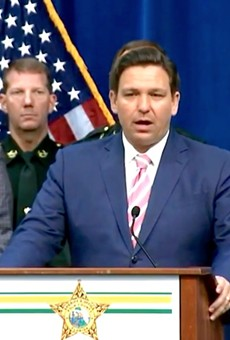 DeSantis allows Florida evictions and foreclosures order to expire