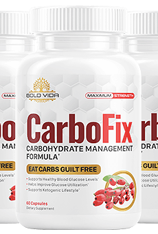 CarboFix Reviews (2020)- How to lose Weight Without Dieting and Exercise?