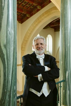 BFS artistic director and conductor Dr. John V. Sinclair