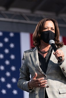 Vice presidential candidate Kamala Harris to visit Orlando and Jacksonville on Monday