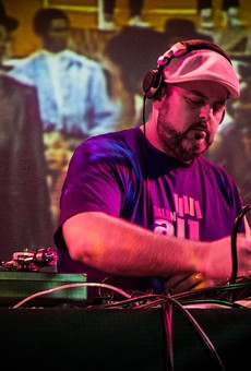 Orlando DJ BMF to soundtrack Halloween night at Will's Pub