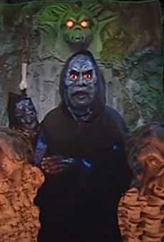 Remembering the GraveMaster, all too briefly Orlando's answer to Elvira