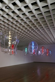 'JEFRE: POINTS OF CONNECTION' AT ORLANDO MUSEUM OF ART
