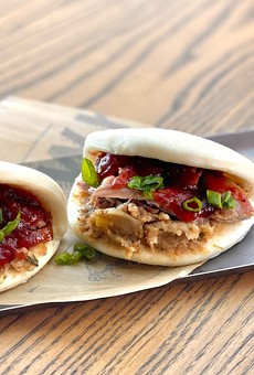 Hawkers to serve up seasonal 'Thanks + Giving Bao' through November in Florida