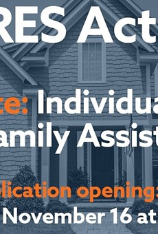 Orange County CARES Act portal for individual and family assistance to open again next week