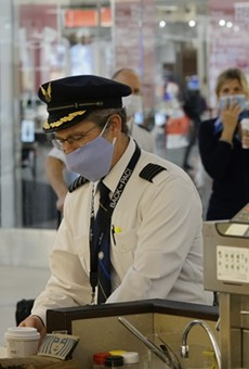 As COVID rates rise with no federal help in sight, airlines hope testing passengers will help ease travel concerns (4)