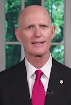 Florida Sen. Rick Scott tests positive for COVID-19