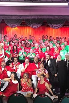 The Orlando Gay Chorus circal 2019