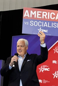 Orlando to host conservative mega-gathering CPAC's 'America vs. Socialism' tour in 2021