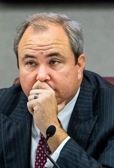 Florida Sen. Joe Gruters, chair of the Republican Party of Florida