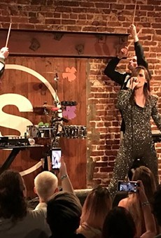Yelle at the Social back in 2018