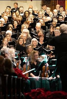 Bach Festival Society of Winter Park's holiday special 'A Classic Christmas' to air on PBS affiliates around the country this year