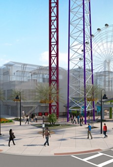 Icon Park is getting a ton of new attractions, but its developer seems to have given up on tourists