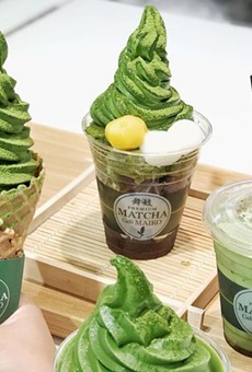 Matcha Café Maiko opens on Mills Avenue this weekend with all manner of eye-opening treats