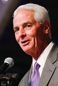 Florida Rep. Charlie Crist calls for Trump to be removed from office by the 25th Amendment