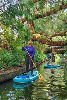 Monday, Jan. 25: Winter Park Venetian Canal Tour