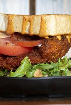 The Danza II sandwich from Orlando Meats