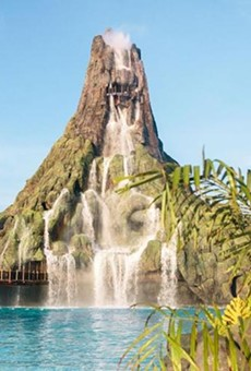 Universal Orlando's Volcano Bay water park will reopen in February
