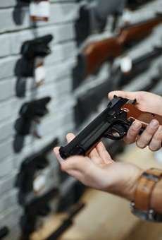 Gun sales are surging in Florida, and the state can't keep up with concealed weapon permitting