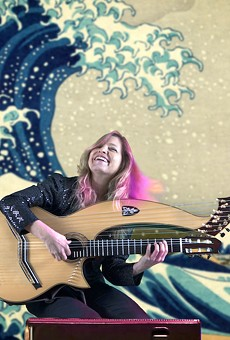 Muriel Anderson plays Timucua Arts Foundation Wednesday, Feb. 24