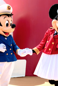Disney Cruise Lines will remain docked through May