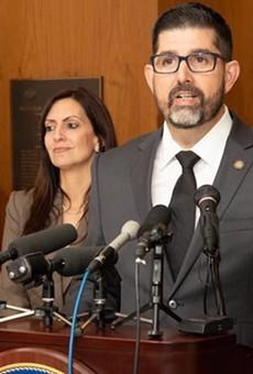 State Sen. Manny Diaz, Jr.