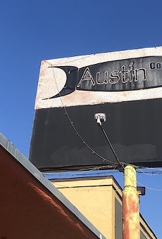 Longtime fans of Austin's Coffee worry their treasured hangout is being kicked to the curb by the city of Winter Park