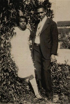 Harry T. and Harriette Moore