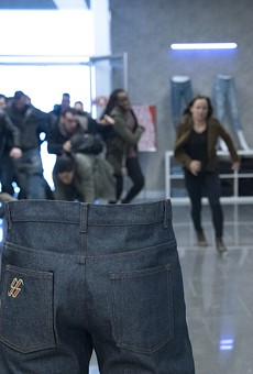 In 'Slaxx,' a possessed pair of pants seeks vengeance