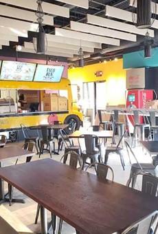 Tampa-bred Mexican chain Taco Bus closes Orlando location
