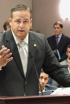 Former State Senator Frank Artiles is facing  felony charges around alleged campaign finance violations.