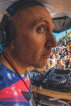 British DJ Lee Burridge spins at Elixir Friday night