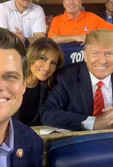 Report: Even Donald Trump wants nothing to do with Matt Gaetz