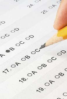 Florida waives standardized test score consequences for second straight school year