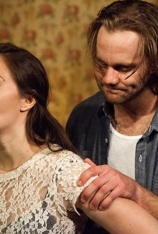 Megan Raitano as Amy and Zack Roundy as Vince