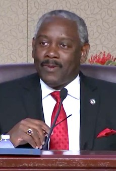 Orange County Mayor Jerry Demings