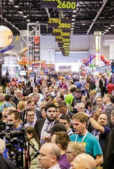 IAAPA's annual amusement industry expo will return to Orlando in November, but things are different now