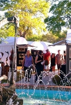 The Winter Park Sidewalk Art Festival is returning for its 62nd year in May. The festival will span over three days, from May 14 to 16.