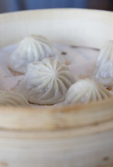 Xiao long bao (soup dumpling)