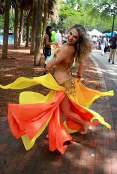 Central Florida Earth Day returns to Lake Eola on Sunday