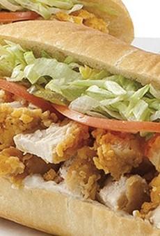 Popular Publix Chicken Tender Sub fan account back online