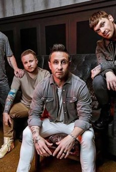 Earthday Birthday belatedly returns to Orlando's Tinker Field with Shinedown, Bush and more