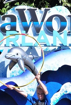 SeaWorld will allow vaccinated employees to go maskless.